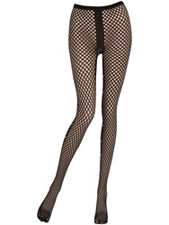 Emilio Cavallini Studded Fishnet Tights