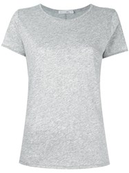 Rag And Bone Jean Shortsleeved T Shirt Grey