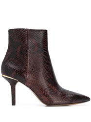 Michael Michael Kors Pointed Ankle Boots 60