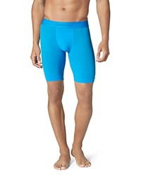 Tommy John Air Stretch Mesh Boxer Briefs Brilliant Blue