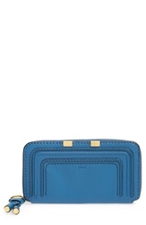 Chloe 'Marcie Long' Zip Around Wallet