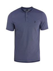 Peak Performance Austin Polo Shirt Blue Multi
