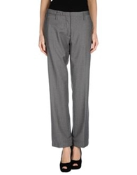 Peachoo Krejberg Casual Pants Grey