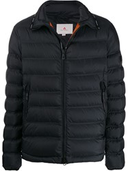 Peuterey Zipped Down Jacket Blue