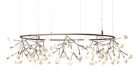 Moooi Heracleum Small Big O Chandelier