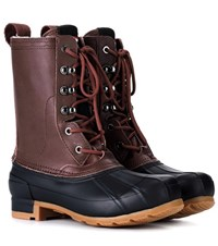 Hunter Pac Rubber Ankle Boots Multicoloured