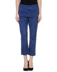 Closed Casual Pants Dark Blue