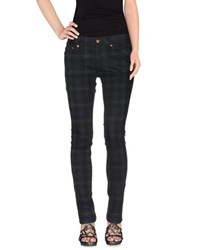 Polo Ralph Lauren Denim Denim Trousers Women Dark Blue