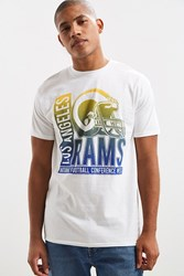 Junk Food Los Angeles Rams 2017 Tee White