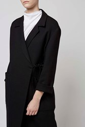Takashi Duster Coat By Boutique Black