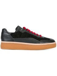 Alexander Wang Lace Up Sneakers Black