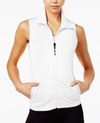 Tommy Hilfiger Sport Perforated Vest A Macy's Exclusive White