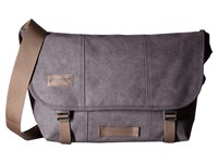 Timbuk2 Classic Messenger Bag Medium Vintage Metal Messenger Bags Gray
