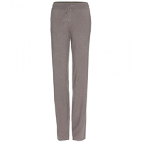 Loro Piana Cashmere Trousers Dark Taupe