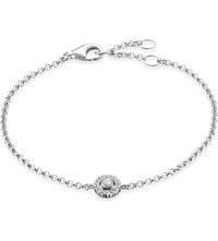 Thomas Sabo Glam And Soul Sterling Silver Bracelet