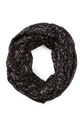 Forever 21 Ditsy Floral Infinity Scarf