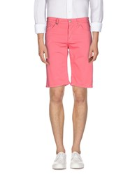 Guess By Marciano Trousers Bermuda Shorts Men Light Purple
