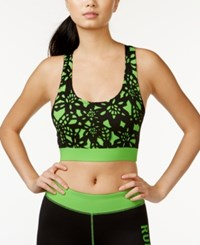 Energie Active Juniors' Laser Cut Sports Bra