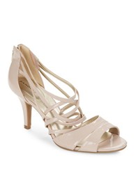 Bandolino Marlisa Stiletto Dress Sandals Light Pink
