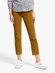 Boden Straight Slim Cord Jeans