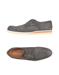 Pierre Darre Lace Up Shoes Grey