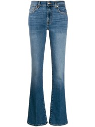7 For All Mankind Flared Style Jeans 60