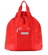 Adidas By Stella Mccartney Sports Tote Red