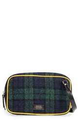 Frances Valentine 'Lucy' Plaid Crossbody Bag