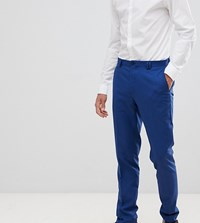Noak Skinny Suit Trouser In Blue