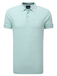Henri Lloyd Oxford Regular Polo Gleam Blue