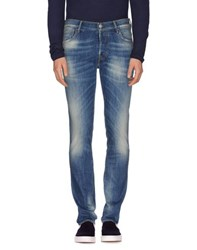 Htc Denim Denim Trousers Men