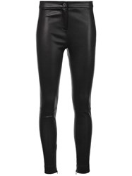 Robert Rodriguez Skinny Trousers Black