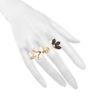Marc By Marc Jacobs Marquis Palm Ring