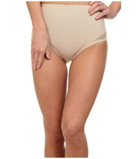 Miraclesuit Extra Firm Sexy Sheer Waistline Brief Nude Women's Underwear Beige