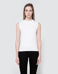 Acne Studios Leya C Str In Optic White