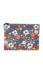 Santi Flower Pouch Multi