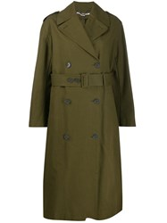 Stella Mccartney Belted Trench Coat 60