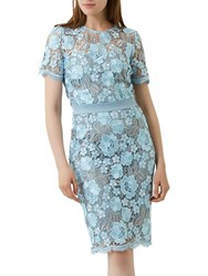 Fenn Wright Manson Mykonos Dress Blue