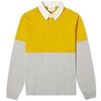 Norse Projects Ruben Rugby Shirt Yellow