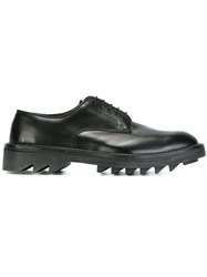 Premiata 'Nocture' Derby Shoes Black