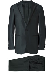 Canali Two Piece Dinner Suit Grey