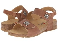 Haflinger Bella Walnut Women's Sandals Brown