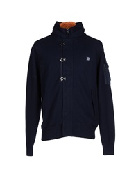 Duck And Cover Cardigans Black