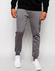 New Look Joggers With Zip Detailing Charcoal