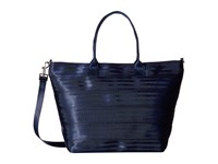 Harveys Seatbelt Bag Medium Streamline Tote Indigo2 Tote Handbags Blue
