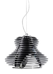 Slamp Faretto Pendant Black Silver