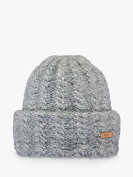 Barts Valeria Beanie One Size Heather Grey