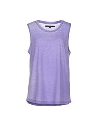 Minimum T Shirts Purple