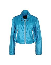 Historic Research Coats And Jackets Jackets Women Turquoise