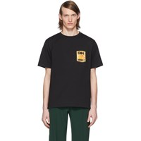 Christophe Lemaire Black Can Edition Vitamin C T Shirt